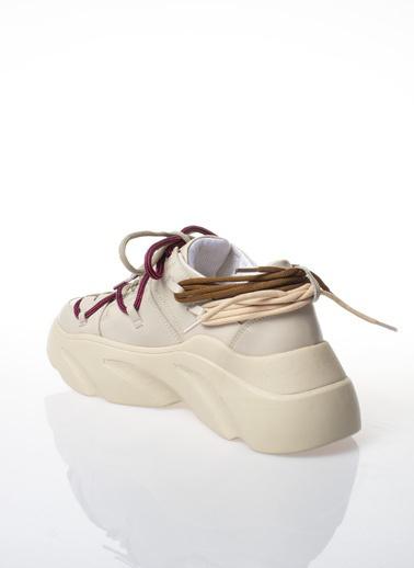 MODAGON Spor Ayakkabı Vizon